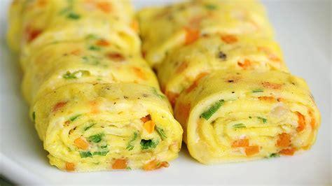 egg recipes perfect egg rolls recipe tamagoyaki eugenie kitchen youtube