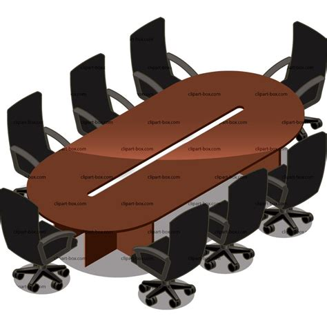 Table Clipart Office Table Pencil And In Color Table Office Desk Clipart