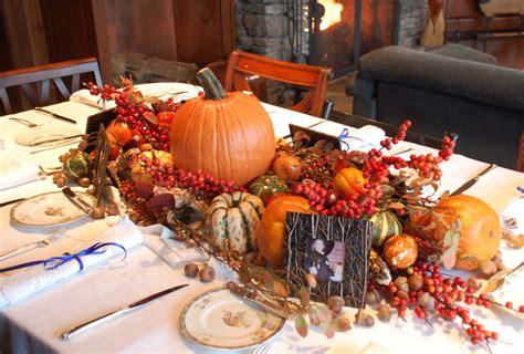 create  festive fall table setting harmonizing homes