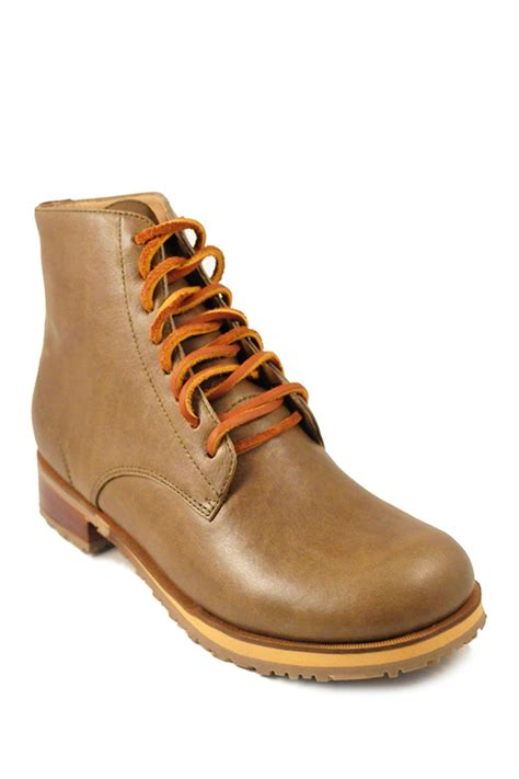 gee wawa low lace up boot nordstrom rack