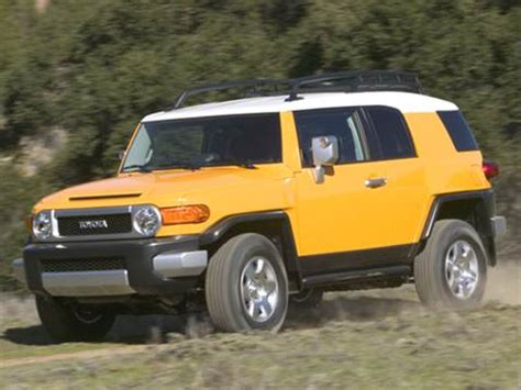 how to fix cars 2007 toyota fj cruiser electronic valve timing 2007 toyota fj cruiser pricing ratings reviews kelley blue book