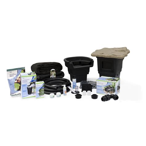 aquascape pondless waterfall kit aquascape small pond kit 8 x 11 aquascapes