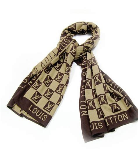 cool louis vuitton scarf for winter classic range