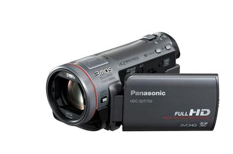 panasonic 3d panasonic introduceert 3d camcorder voor consumenten