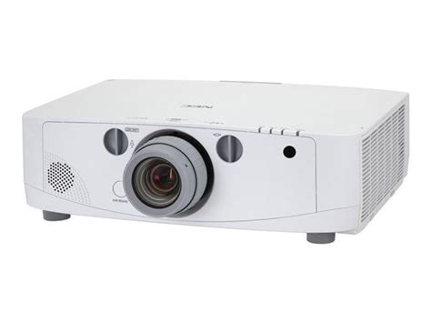 Lcd Projector Nec Ve282xg nec np pa550w wxga 1280 x 800 lcd projector 5500 ansi lumens