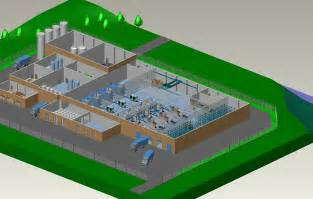 Building Layout Design software per layout 3d di fabbrica completo mpds4