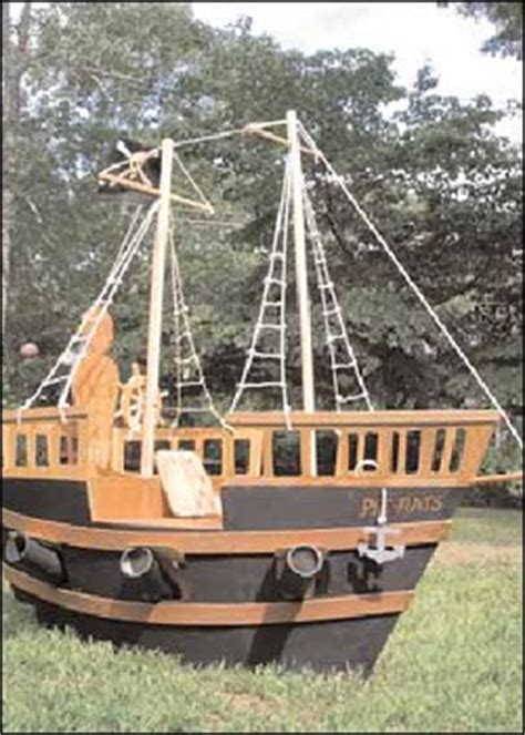 free wooden boat playhouse plans woodwork playhouse boat plans pdf plans