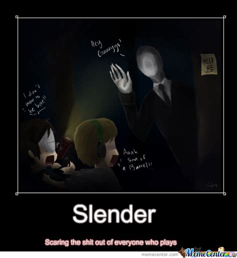 Slender Meme - slender by kate3763 meme center