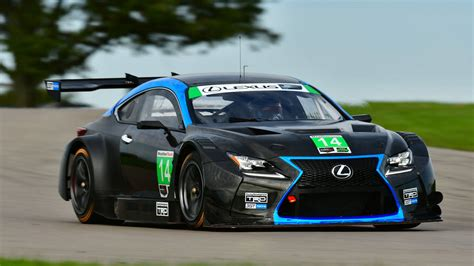 lexus racing car first look 3gt racing s lexus rcf gtd hits the track