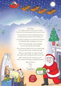 Personalised Letter From Santa Charity madhouse family reviews letter from santa make a child s
