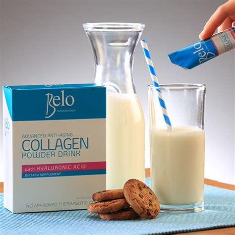 Collagen Drink belo nutraceuticals collagen powder drink