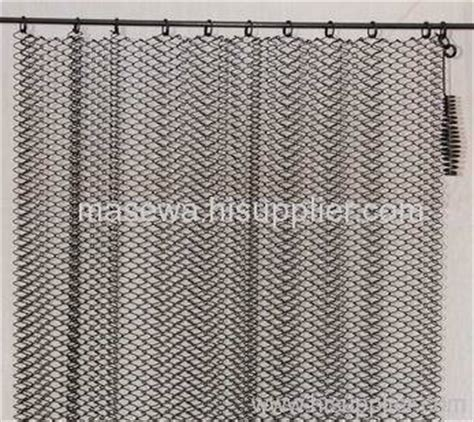 fireplace spark screen mesh curtains fireplace chain mail curtains how to install a chain mail