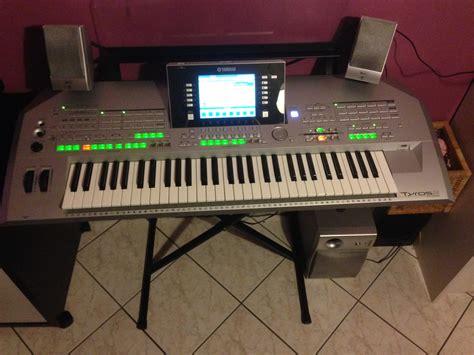 Keyboard Yamaha Tyros tyros 2 yamaha tyros 2 audiofanzine