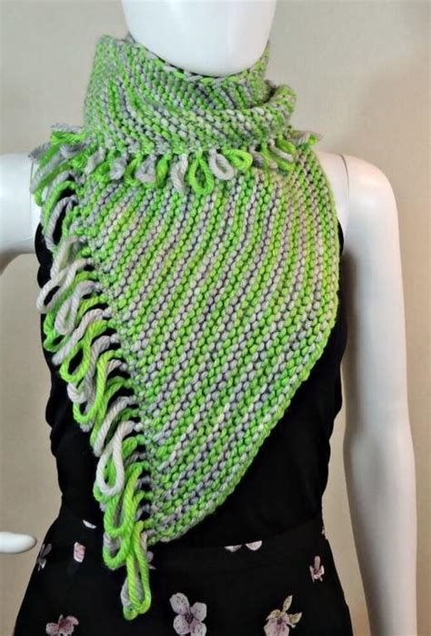 knitting pattern key key lime pie wraplette allfreeknitting