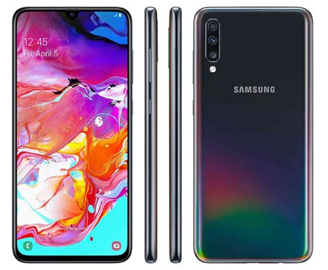 Samsung Galaxy S10 6 7 Inch by Samsung Galaxy A70 Features 6 7 Inch Display And 4500mah Battery Phonedog