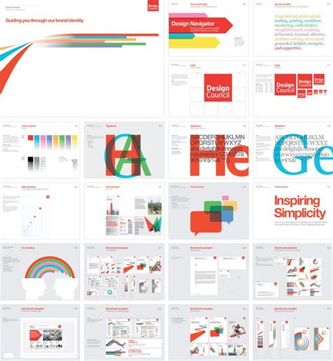 visual communication design guide design council identity sean rees graphic