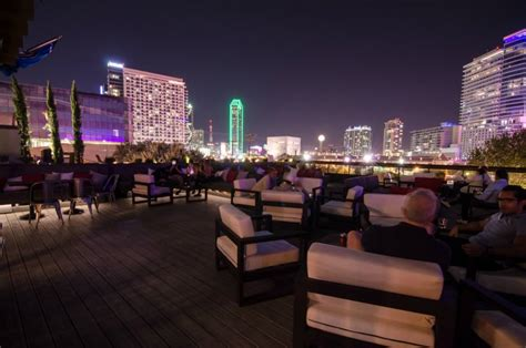 5 patios in dallas to drink and dine on this summer