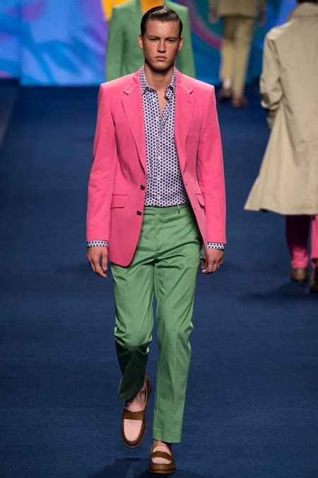 mens preppy summer fashion 2015 etro spring summer 2015 men s collection