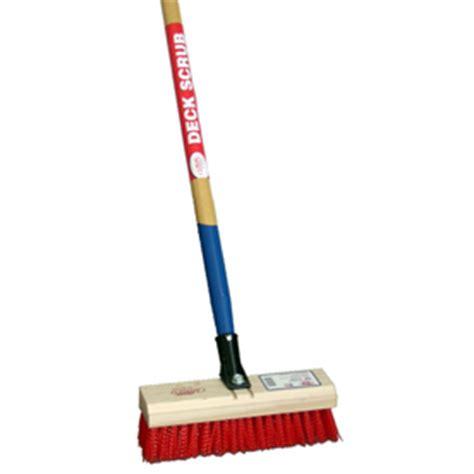shop harper brush  pro deck scrub  lowescom