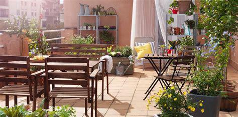curso como elegir los muebles de tu terraza ikea
