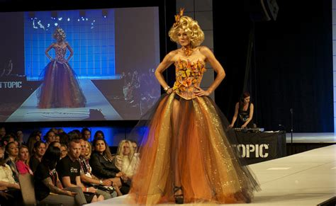 clothes design competition games july 2014 comic con goes geek couture with hot topic