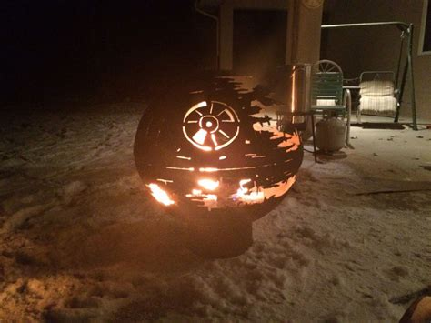 how to start a in a firepit 84 year creates a metal firepit for
