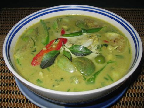green curry i am just not that into you only in thailand