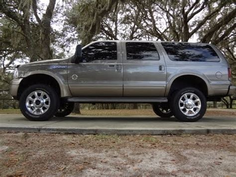 ford 4x4 for sale 2003 ford excursion 4x4 for sale 7 3 diesel eddie bauer