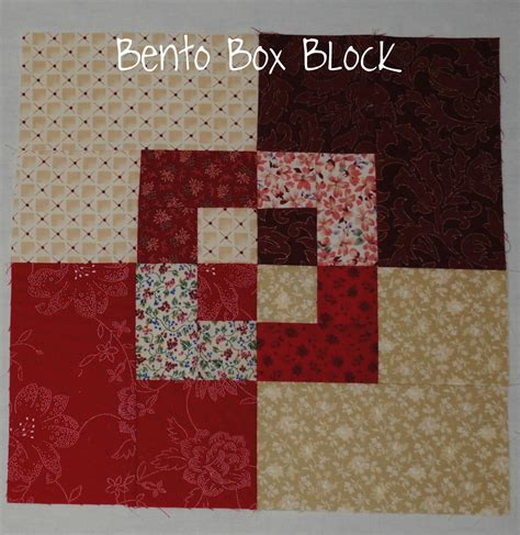 quilt pattern bento box free sew me something good scrappy bento box block tutorial