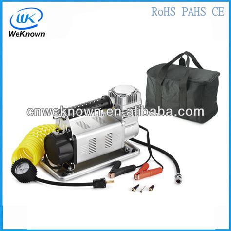 Pompa Air Mini 5 Volt 12 volt dc portatile auto pompa di gonfiaggio dei