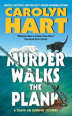 Murder Walks The Plank 楽天ブックス murder walks the plank a carolyn hart