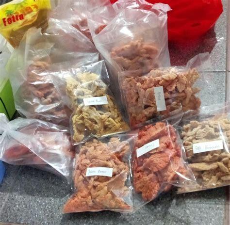 distributor jamur krispi kiloan  eceran siap saji