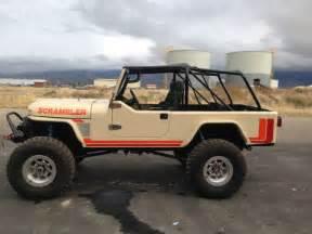 Diesel Jeep For Sale 1985 Jeep Scrambler Turbo Diesel For Sale Photos