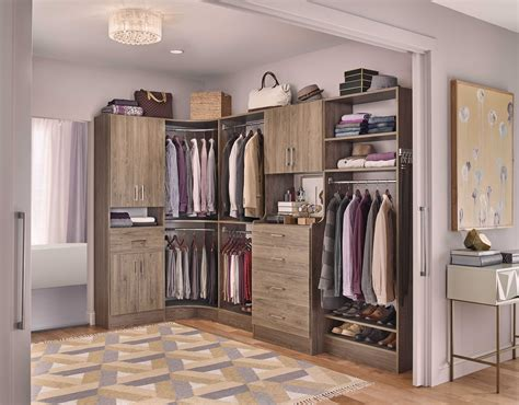 closetmaid emerson closetmaid 174 expands mastersuite 174 with new designs