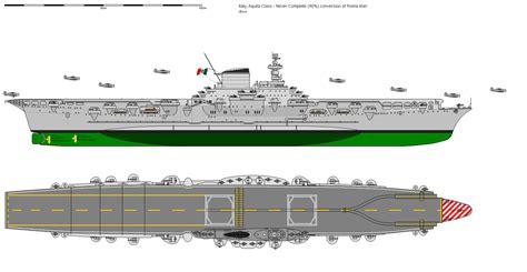 italian cv premium ships aircraft carriers