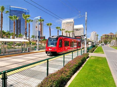 San Diego Light Rail by San Diego Light Rail Extension Contract Awarded News News Railpage
