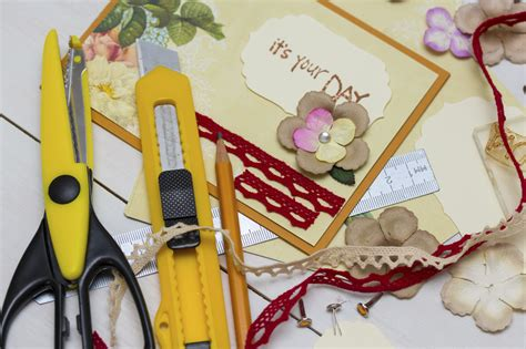 craft tools for card crafting and card barnabas market
