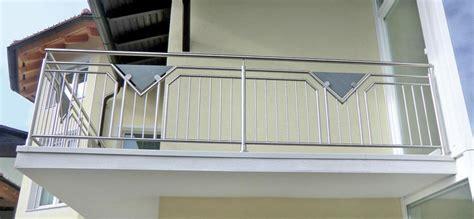 nirosta balkongeländer balkone gel 228 nder in edelstahl glas