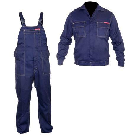 Blue Shirt Navy Overall Cs0610 work clothes navy blue sweatshirt plus a set of overalls