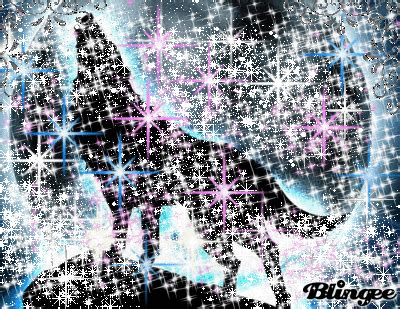 wallpaper emo gif glitter wolf picture 113011288 blingee com