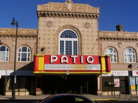 Patio Theater by Patio Theater Chicago Historic House Turns To