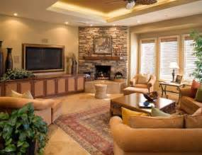 corner living room ideas corner fireplace family room photos home decorating ideas