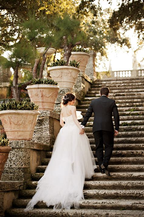 Elegant Chic Mod December 2010 - miami florida wedding at the w hotel by maloman