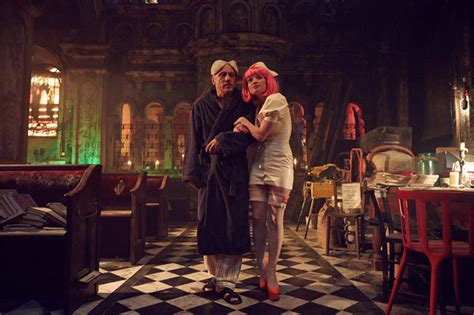 terry gilliam zero theorem review the zero theorem film review mossfilm
