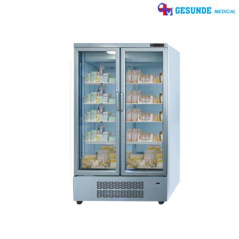Lemari Es Untuk Obat lemari pendingin obat kulkas penyimpan obat tipe 2 pintu