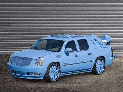 Up Cadillac Escalade Cadillac Escalade Ext De Dub Magazine