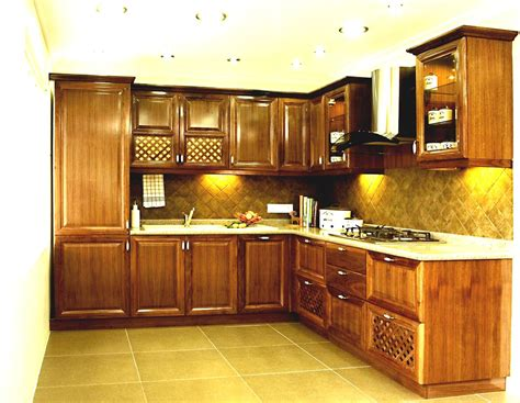 Home Interior Kitchen kitchen interior design india pertaining to home