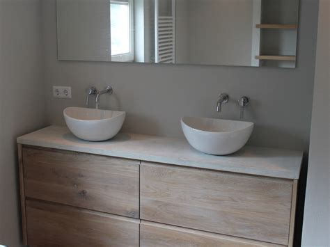 design wastafel koak ikea wastafel eiken beton 05 idee 235 n voor het huis