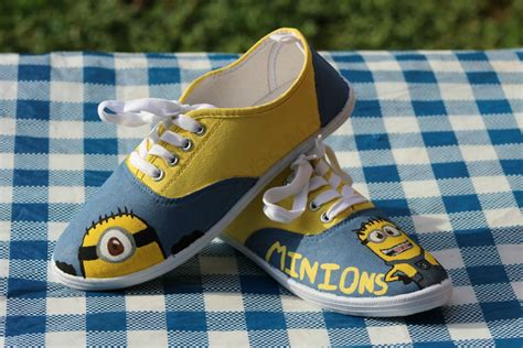 minion shoes create your own minion shoes this saves money