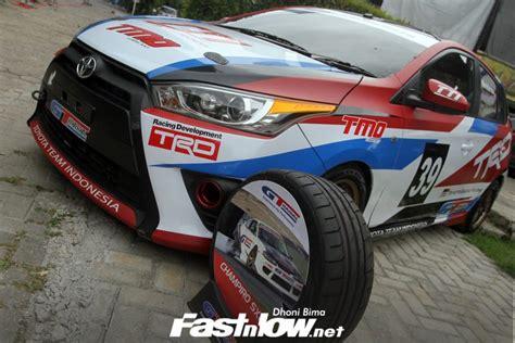 Filter Udara Racing Apex Toyota Agya toyota team indonesia siap rebut podium di kejuaraan